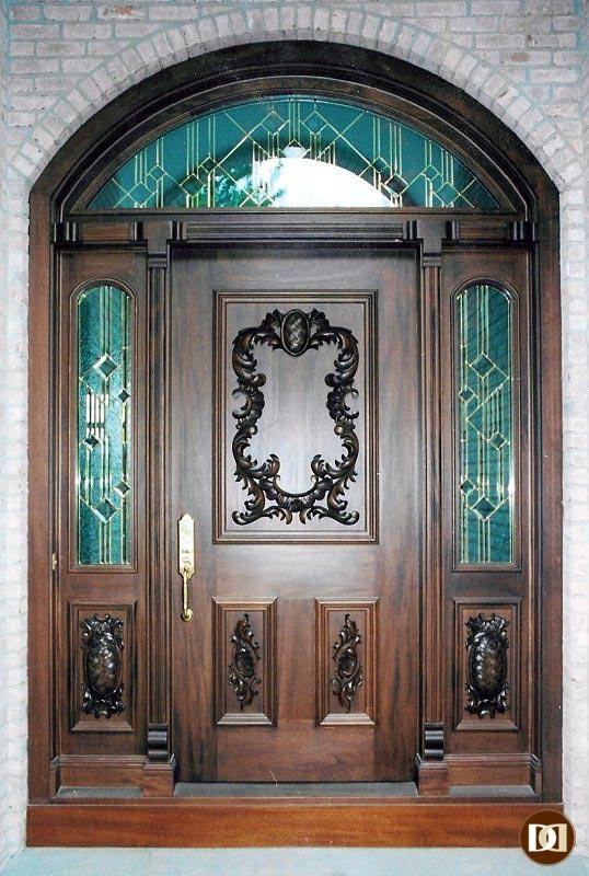Custom exterior and interior doors doors of distinction for Door of distinction